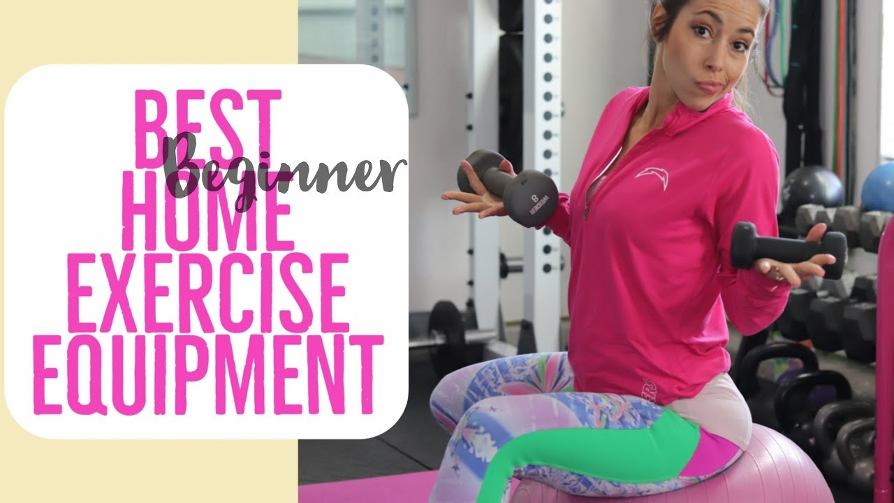 Basic home gym equipment workout essentials for beginners