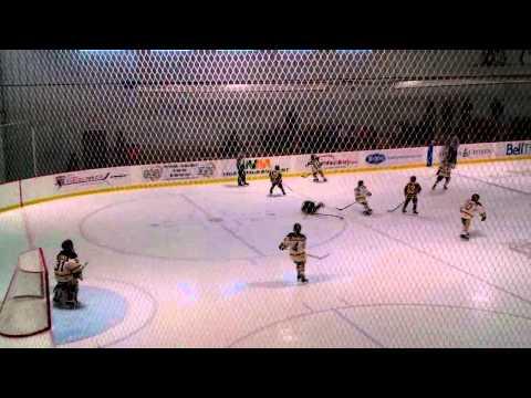 Dec 28, 12 Waterloo vs North Jersey Avalanche at Sensplex Ottawa Citizen arena