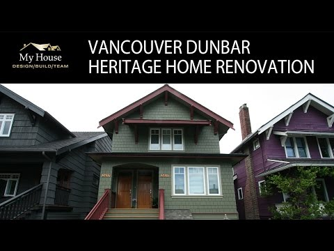My House Radio - Vancouver Dunbar Heritage Home - Client Interview
