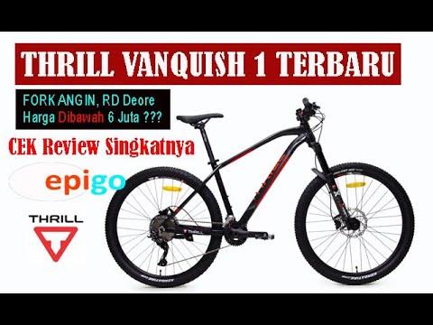 Thrill Vanquish 1 Terbaru Review Singkat Youtube