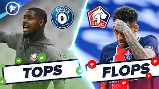 PSG-LOSC (0-1) : Neymar pète les plombs, Mike Maignan écœure Paris | Tops et Flops