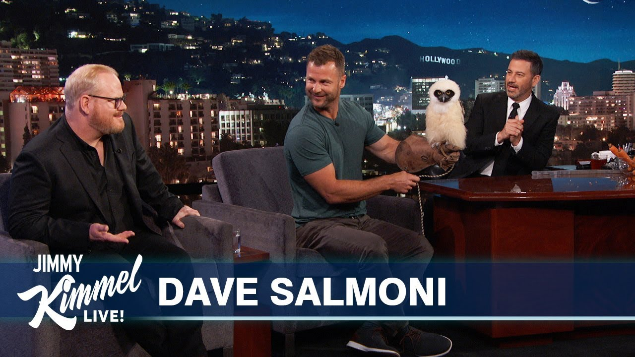 Adorable Yet Terrifying Animals with Dave Salmoni