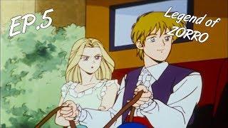 Легенда о Зорро серия ep. 5 | Legend of Zorro | целый мультфильм для ребенка на русском языке | RU