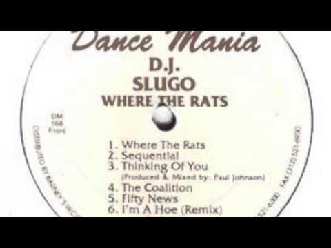 DJ SLUGO -- THINKING OF YOU