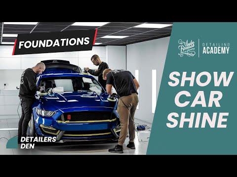 Detailers Den  - That Show Car Shine