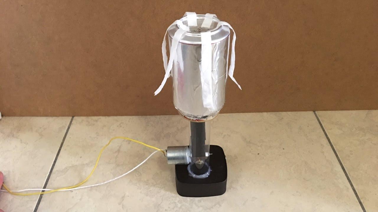 Construye Tu Generador Electrostático Van Der Graff