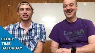 Why learn Esperanto? (Tomaso from Esperanto Variety Show)