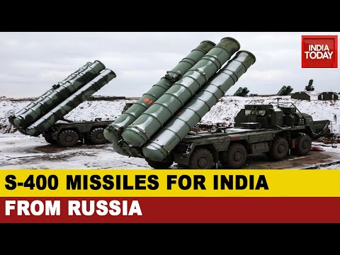 EXCLUSIVE: Inside S-400 Missile System Facility For India At St Petersburg In Russia