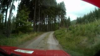 Rally ČB RZ8