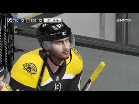 NHL® 18 Toronto Maple Leafs vs Boston Bruins