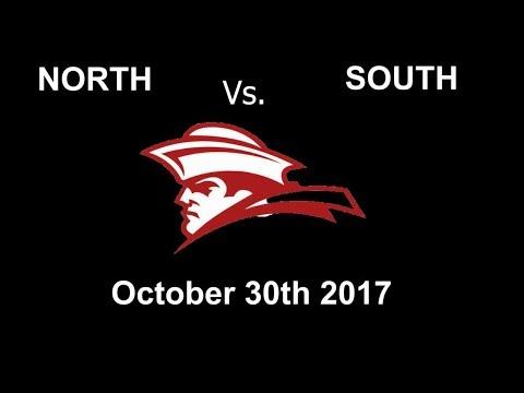 Football Highlights Anchor Bay Middle School North Vs. Anchor Bay Middle School South