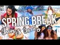 What To Do When You're Bored On Spring Break!!