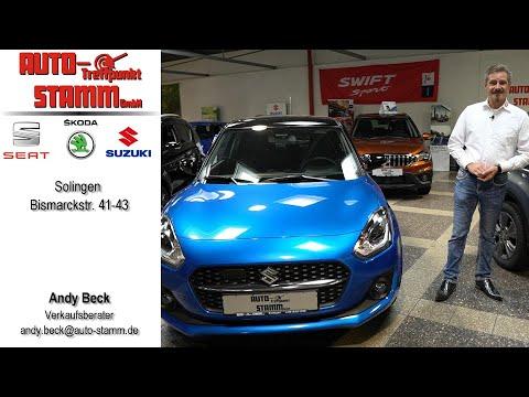 Suzuki Swift vorgestellt