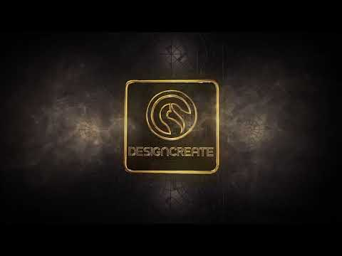 3D Logo Intro (Diamonds Gold & Silver) free download for After Effect