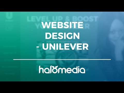 Website Design, South Africa |  Employer Brand Website Launch for Unilever
