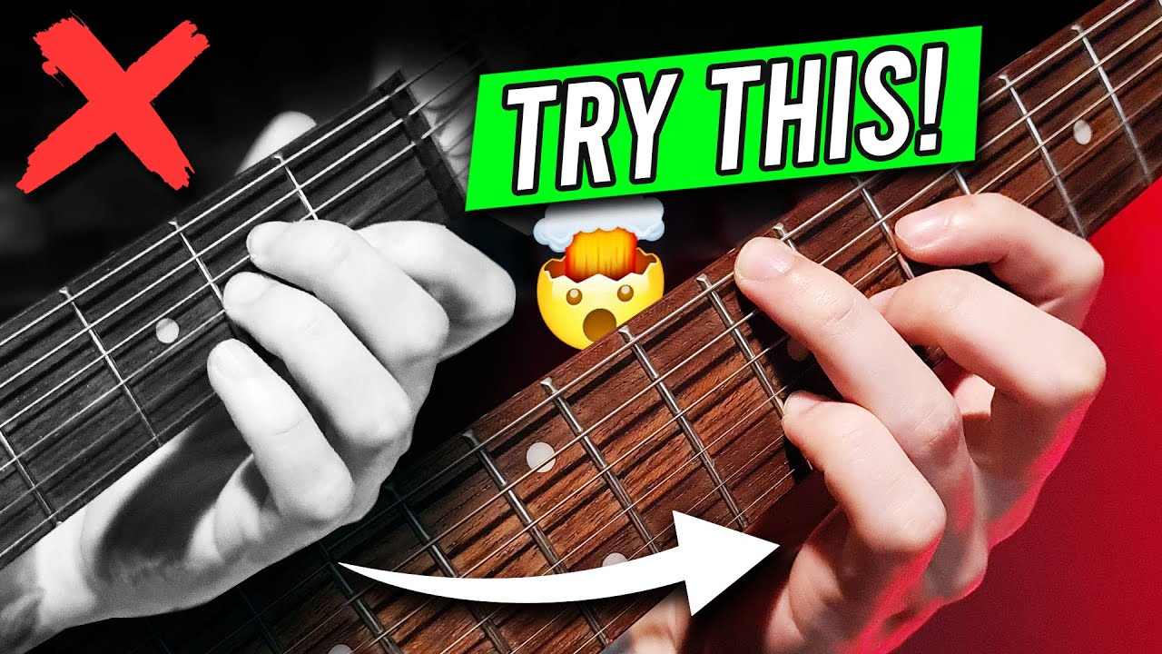 AMAZING CHORD TRICKS! (all guitarists MUST know)