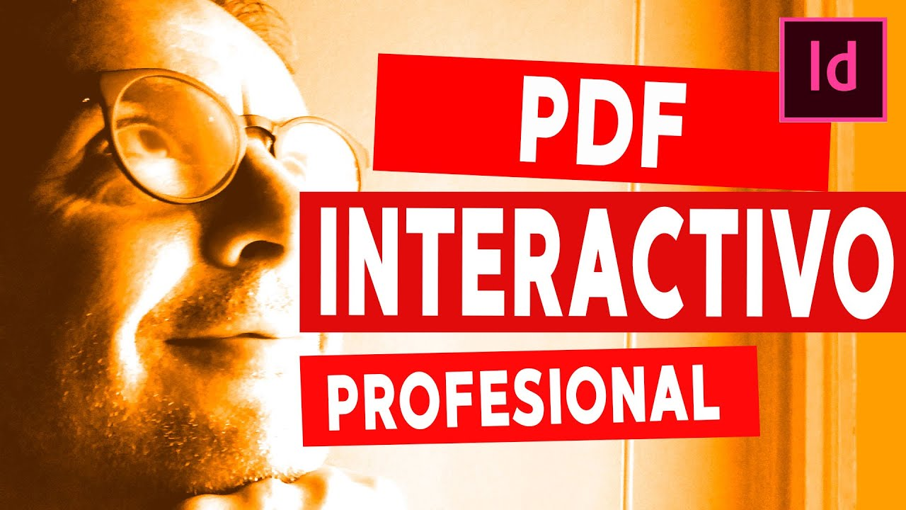 Como Hacer Un Pdf Interactivo En Indesign Cc 2019 Youtube