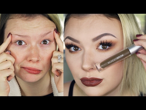 WUNDERBROW Impressions + Demo + Review | Nicole Hilton