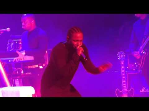 Kendrick Lamar - Alright (Encore) [Live @ Fox Theatre in Oakland, CA - 11/10/15]