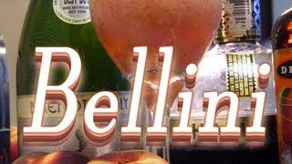 Bellini Recipe - Champagne Cocktails - theFNDC.com