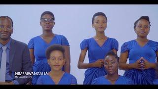 The Lightbearers Tz- Nimemwangalia- Official Video From JCB STUDIOZ. Full HD