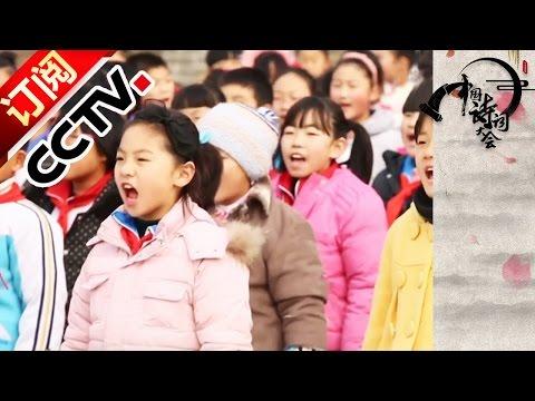 《中国诗词大会(第二季)》精编版 20170222 以诗为梦 以词为铭 | CCTV