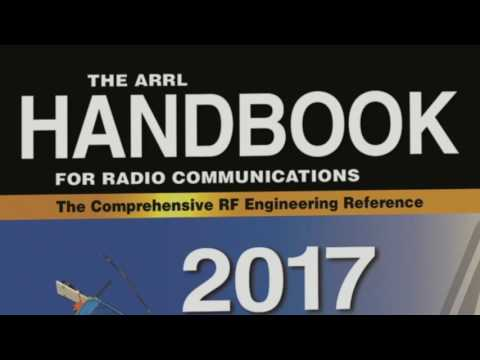 The 2017 ARRL Handbook for Radio Communications