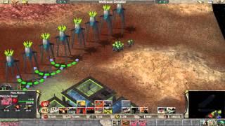 Lets Play Empire Earth 1 - Zeitalter der Eroberungen (Schwer) 312 - Großartige Raumschiffe