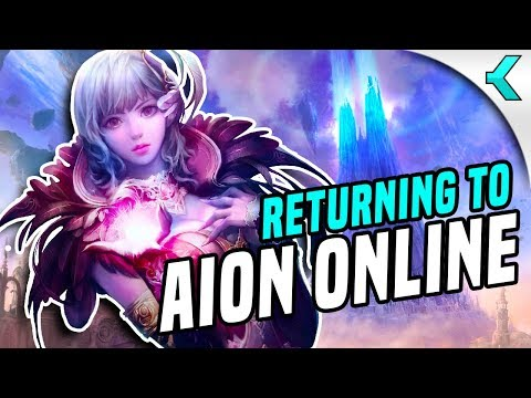 Returning To Aion Online | Still Worth Playing in 2018?