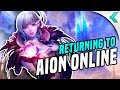 Returning To Aion Online   Still Worth Playing in 2018?