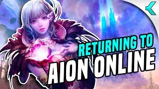 Обложка на видео о Returning To Aion Online | Still Worth Playing in 2018?