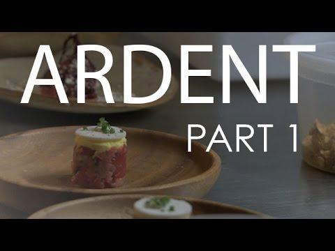 Wisconsin Foodie -  Ardent (Part 1)