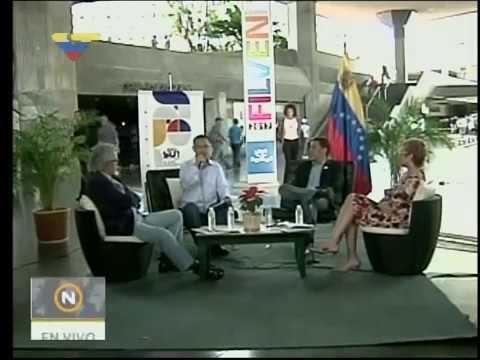 Ministro de Cultura Ernesto Villegas invita a la II Bienal del Sur, Pueblos en Resistencia