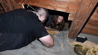 Man Finds Secret Room in Attic Filled With Items From WW2 thumbnail