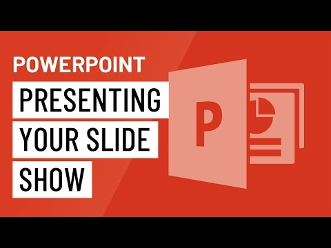 PowerPoint 2016: Presenting Your Slide Show