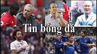 Tin bóng đá | Chuyển nhượng | 06/09/2018 : Bầu Đức - Park Hang Seo và bóng đá Việt Nam,Bailly rời MU