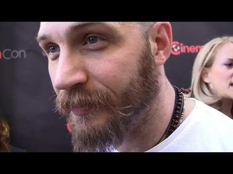 Tom Hardy Talks 'Mad Max: Fury Road', 'The Revenant', and 'Splinter Cell' Movie