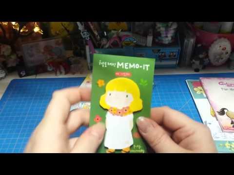 Memoblöcke und Sticky Notes im Überblick ^^ [ Kawaii ]