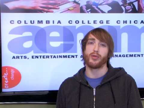 Trevor Geiger - Music Business - Columbia College Chicago