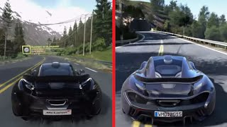 Project CARS vs DRIVECLUB - Cars, Sound & Graphic BIGGEST Comparison PS4