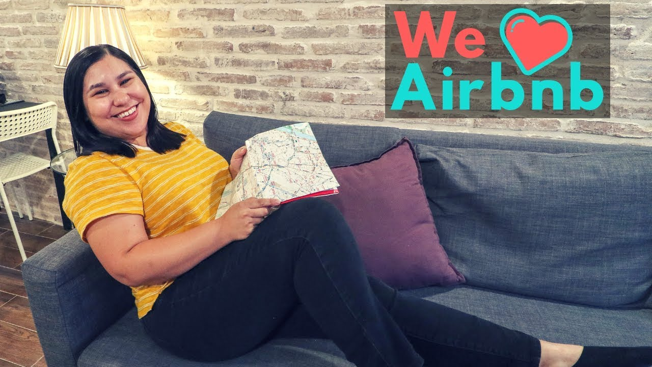 Our Seville Airbnb Apartment Tour | Spain Vlog | Full Time Traveling Couple