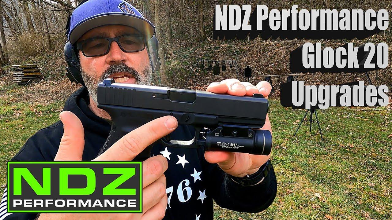 NDZ Performance Glock Upgrades