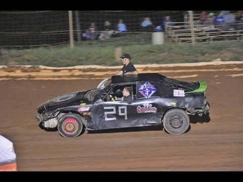 Muskingum County Speedway Outlaw 4 Cylinder - 8-3-19