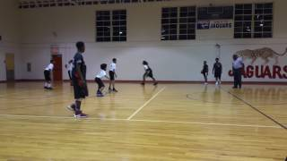 Best Of Student Shooters BOSS Youth League Selma, Alabama vs Camden Wilcox (Part 2)