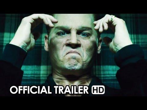 BLACK MASS starring Johnny Depp - Official Trailer (2015) HD