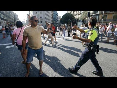 عملية دهس في برشلونة: شارع لارامبلا -القلب النابض- للمدينة  - نشر قبل 1 ساعة