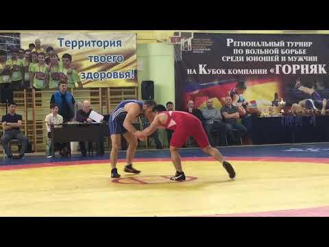 Юнусов Музаффар финал