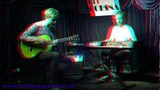 Absynthe Minded, 24 sur 7, 3D, Session live, 17 09 2012