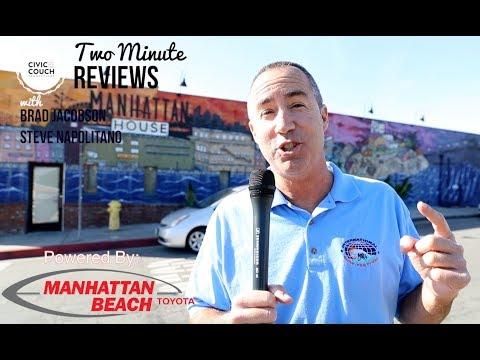 We visit Manhattan House Restaurant in Manhattan Beach