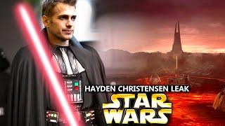 Hayden Christensen Star Wars Leak IS INSANE! (Star Wars Explained)